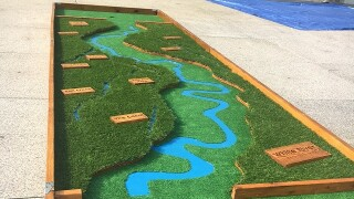 PHOTOS: Indianapolis Museum of Art's mini golf course