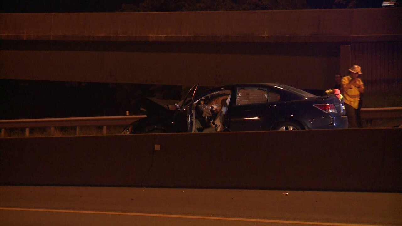 Newport News driver going wrong-way detained, allegedly fled scene in fatal crash