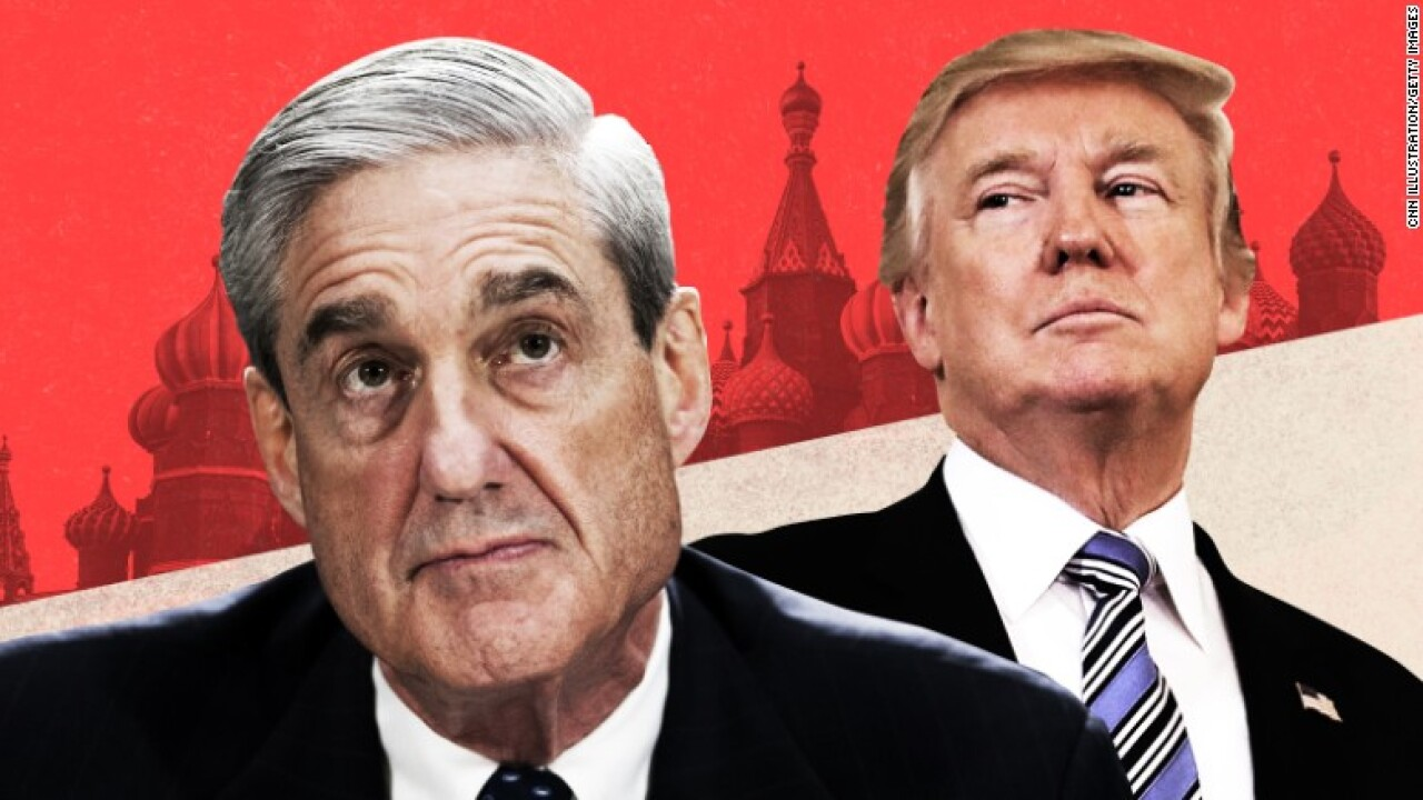 Trump says Mueller shouldn't testify to Congress; 'No redos for the Dems!'