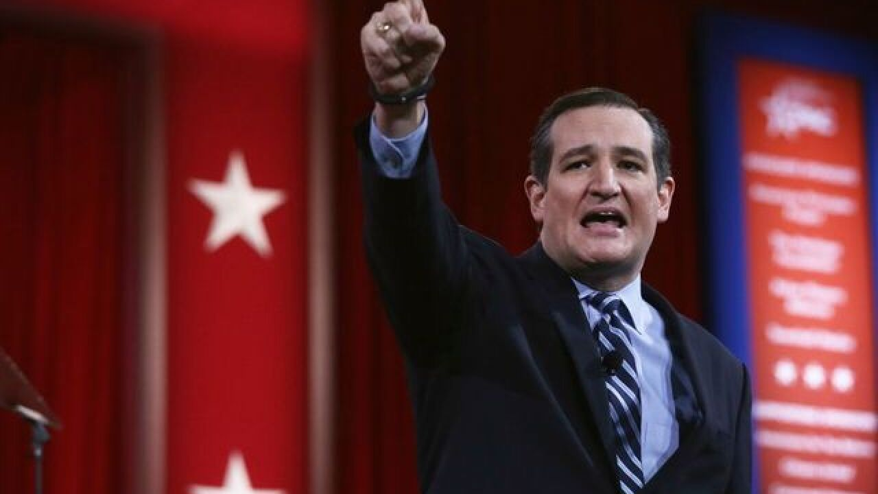 Cruz calls on fellow GOP candidates to end presidential bids