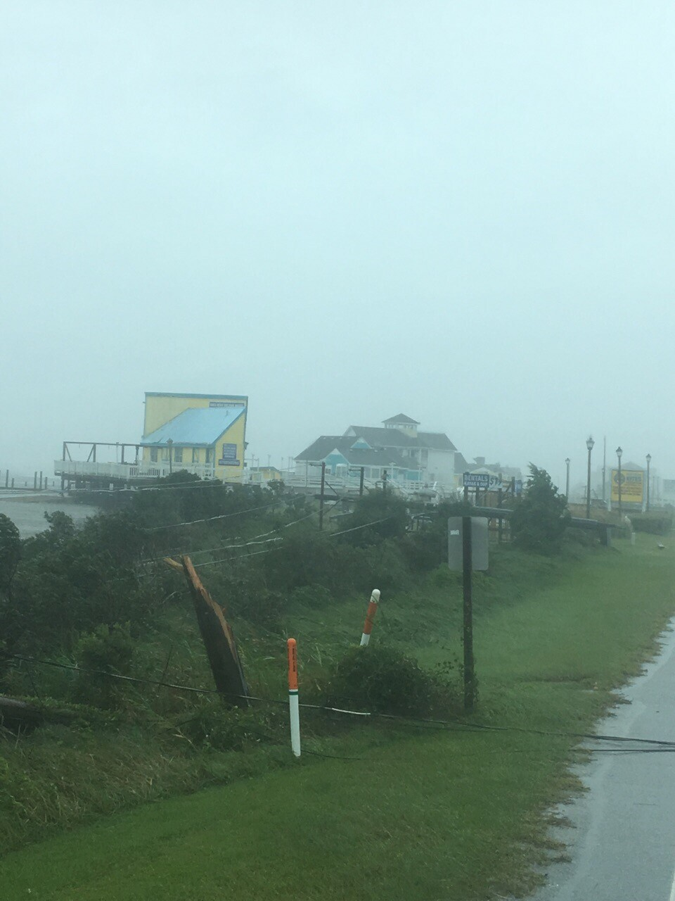 Photos: Dominion Energy crews swiftly restoring power after HurricaneDorian