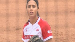 Nebraska softball smacks three home runs in win over Northwestern