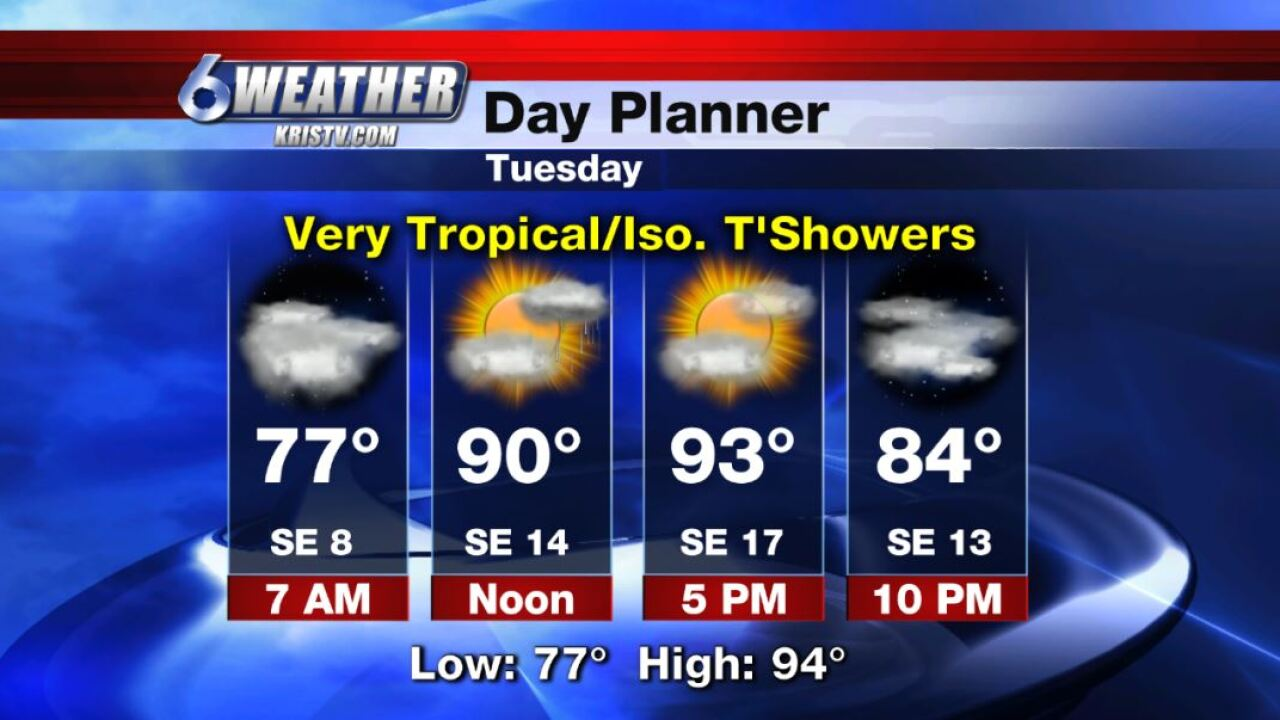 6WEATHER Day Planner for Tuesday 9-10-19.JPG