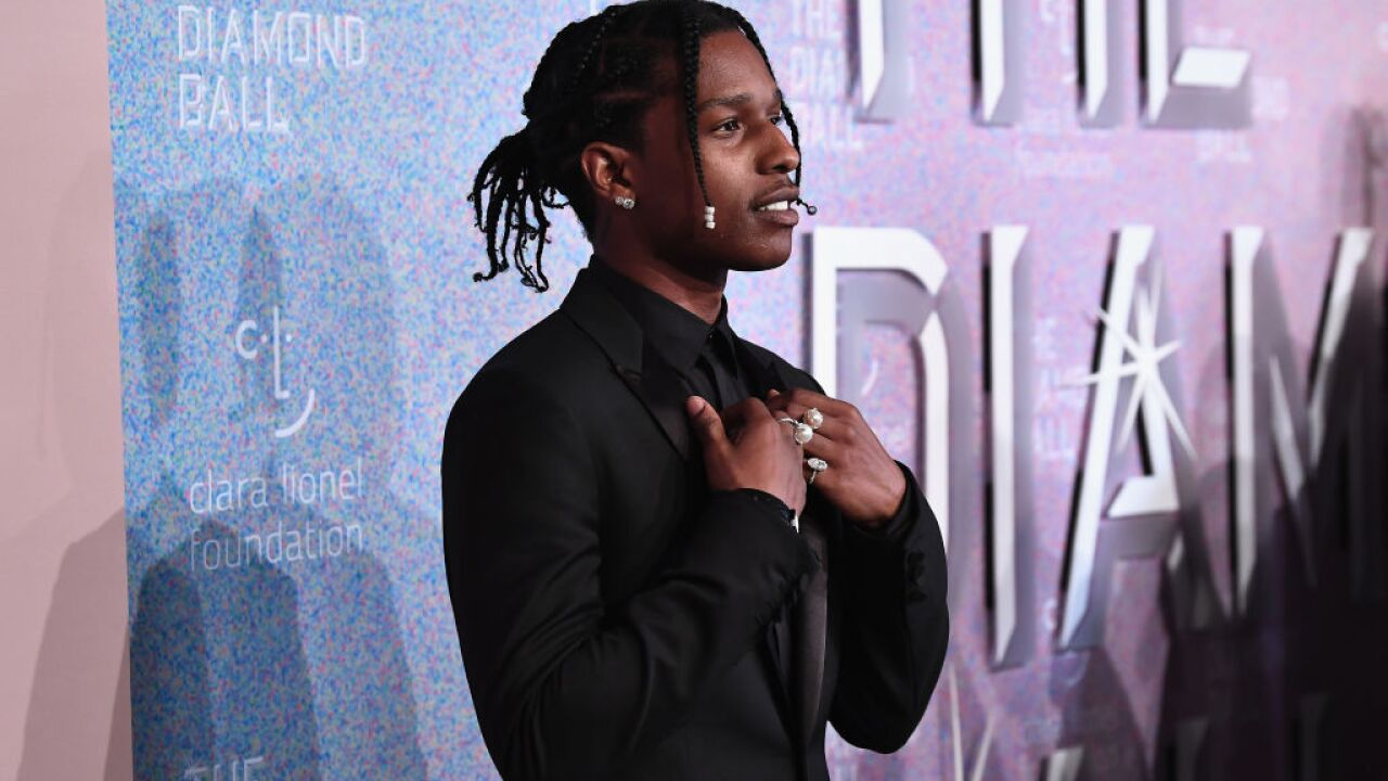 A$AP Rocky convicted of assault by Swedish court
