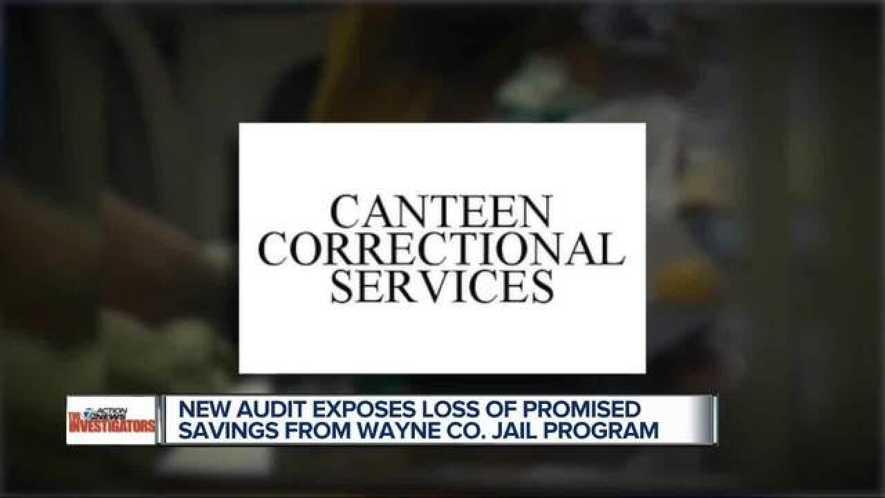 Wayne County jails lose out on $400k savings