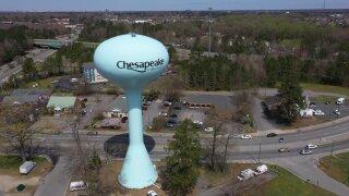 Chesapeake Water Tower