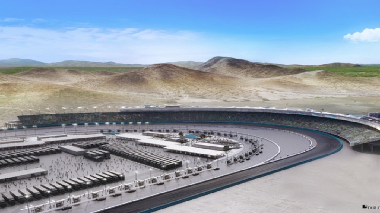 Whoa! 3 big upgrades coming to Phoenix Raceway