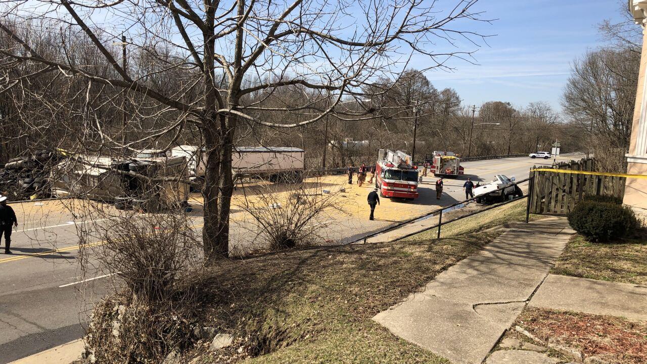 Fatal River Road crash illustrates severe speeding, visibility