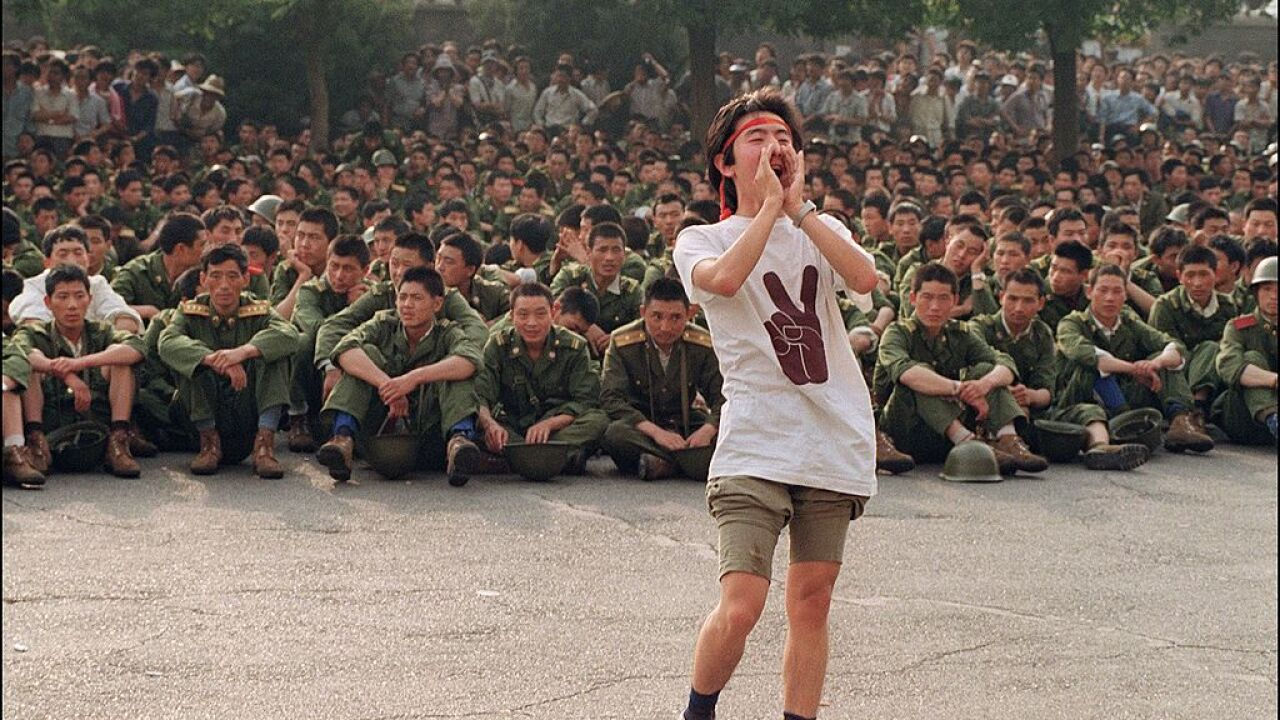 World marks 30 years since Tiananmen massacre as China censors all mention