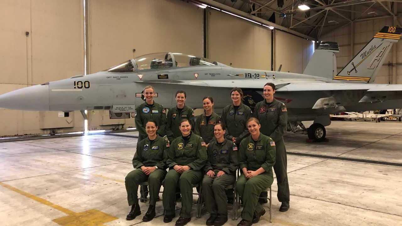 Meet local aviators behind first all-female flyover honoring female Naval aviationpioneer