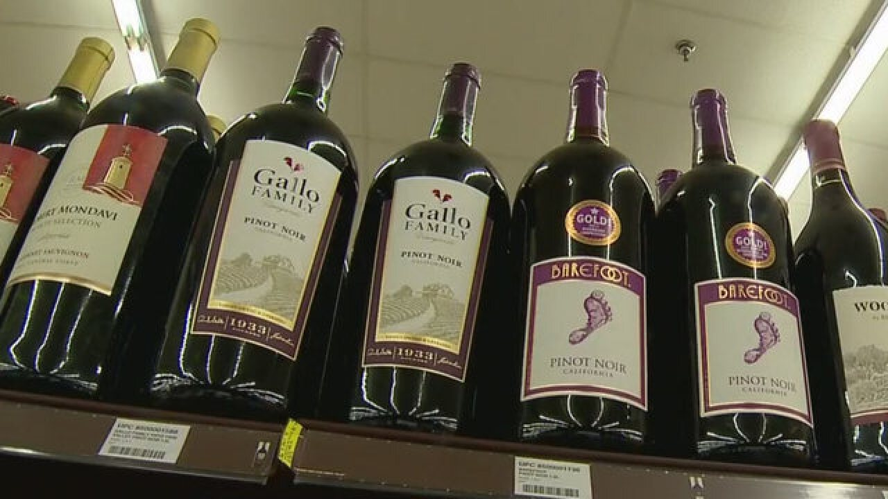 Tennessee Grocery Stores To Begin Selling Wine