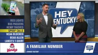 Josh and Mary Jo on Hey Kentucky! 09-09-19
