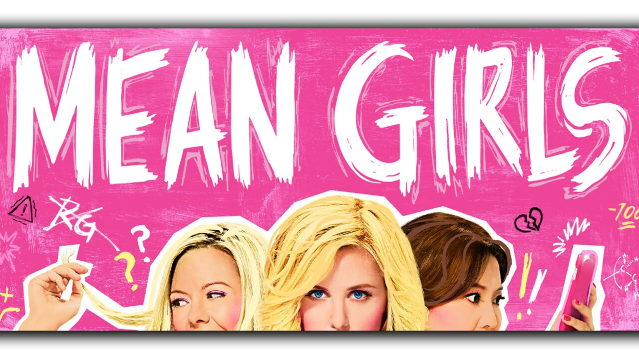 Mean Girls on Broadway