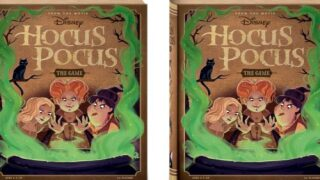 A 'Hocus Pocus' Board Game Is Coming Soon