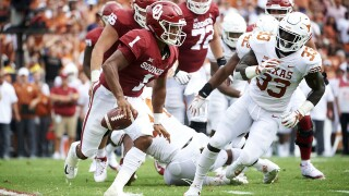 College Football Playoff spot on the line for OU