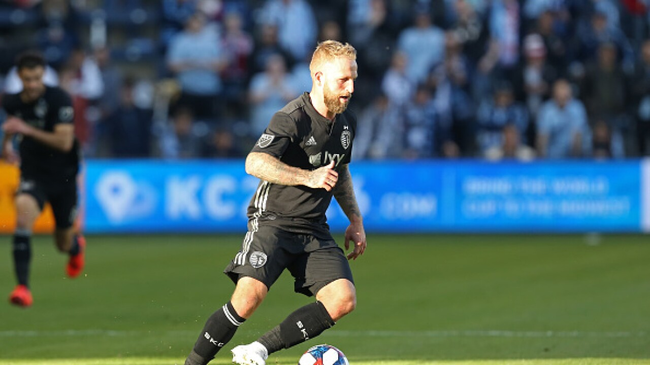 Johnny Russell Sporting Kansas City