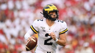 Shea_Patterson_Michigan v Wisconsin
