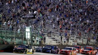 NASCAR All-Star Race at Bristol hosts largest sporting event crowd since pandemic