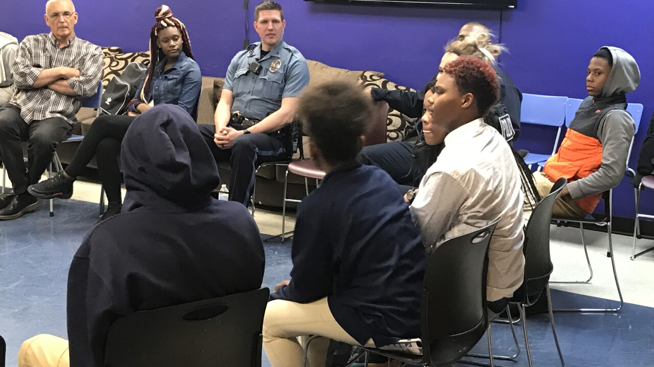 KCPD Youth Police Initiative -2