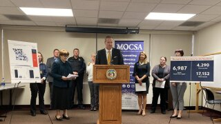 Missouri AG Eric Schmitt SAFE Kits Initiative