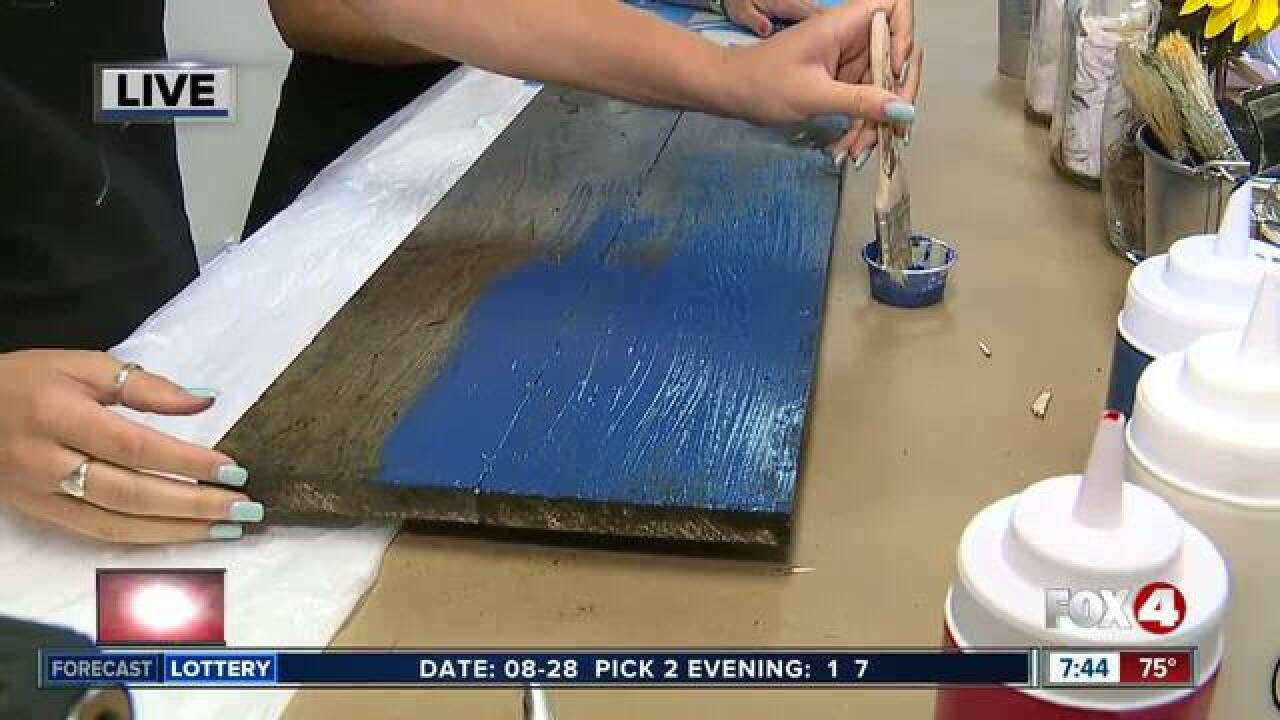 New DIY wooden sign workshop opens in Cape Coral