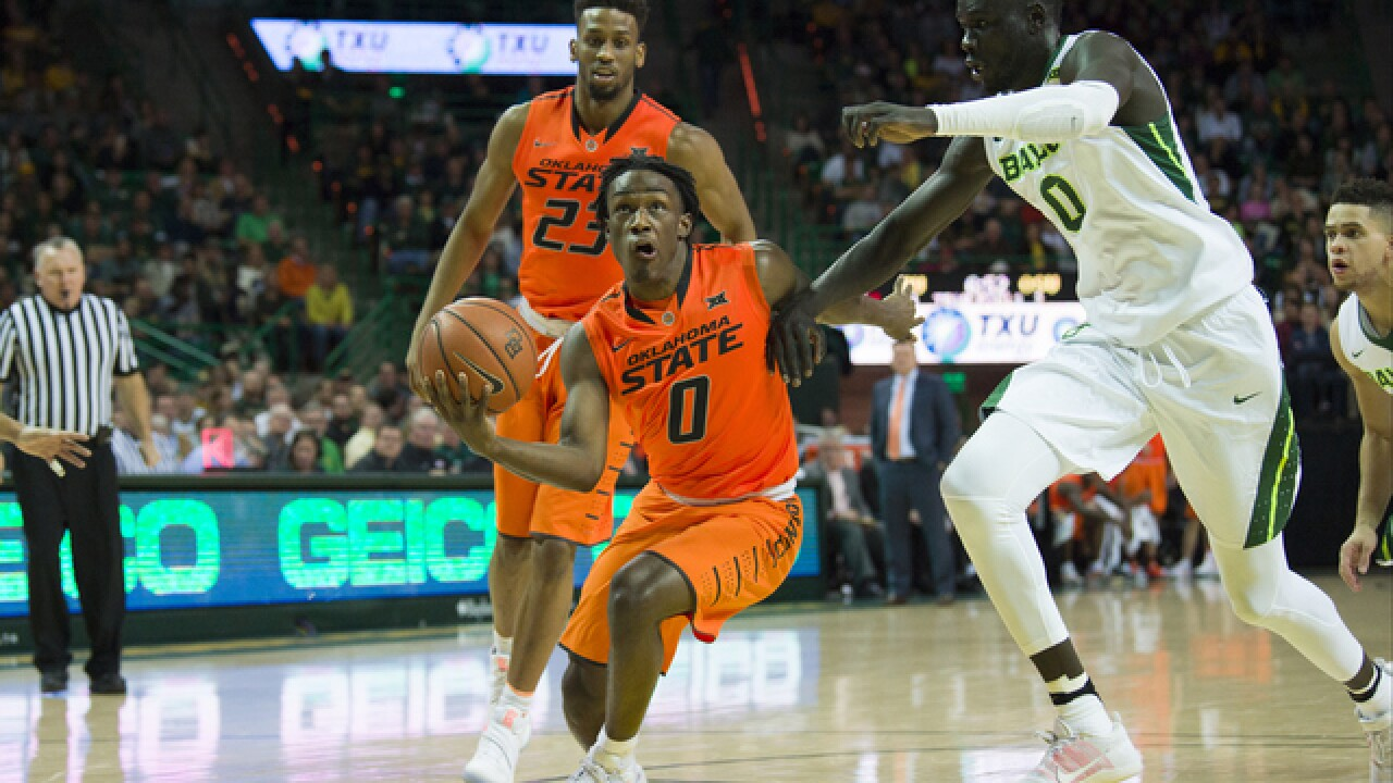 OSU Cowboys on NCAA Tournament watch