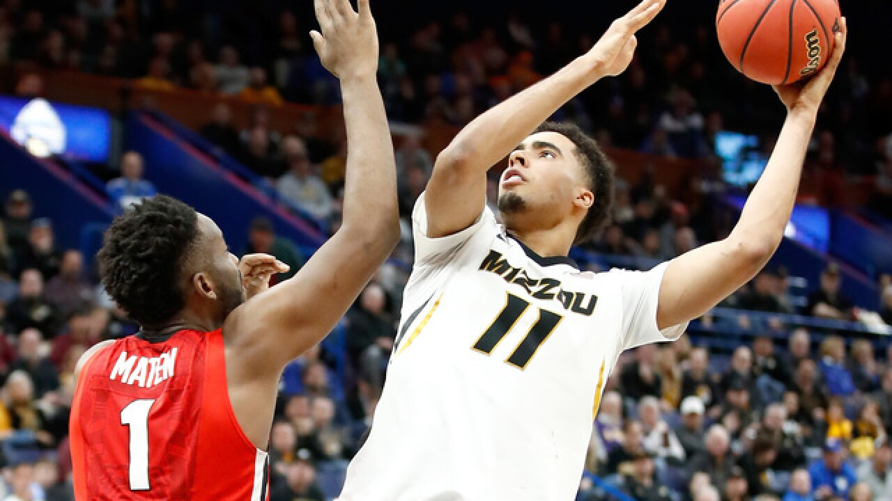 Second Porter declares for NBA draft, but may return to Mizzou