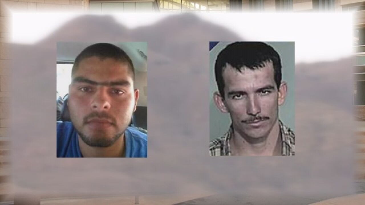 2 life sentences in 2010 border agent's murder