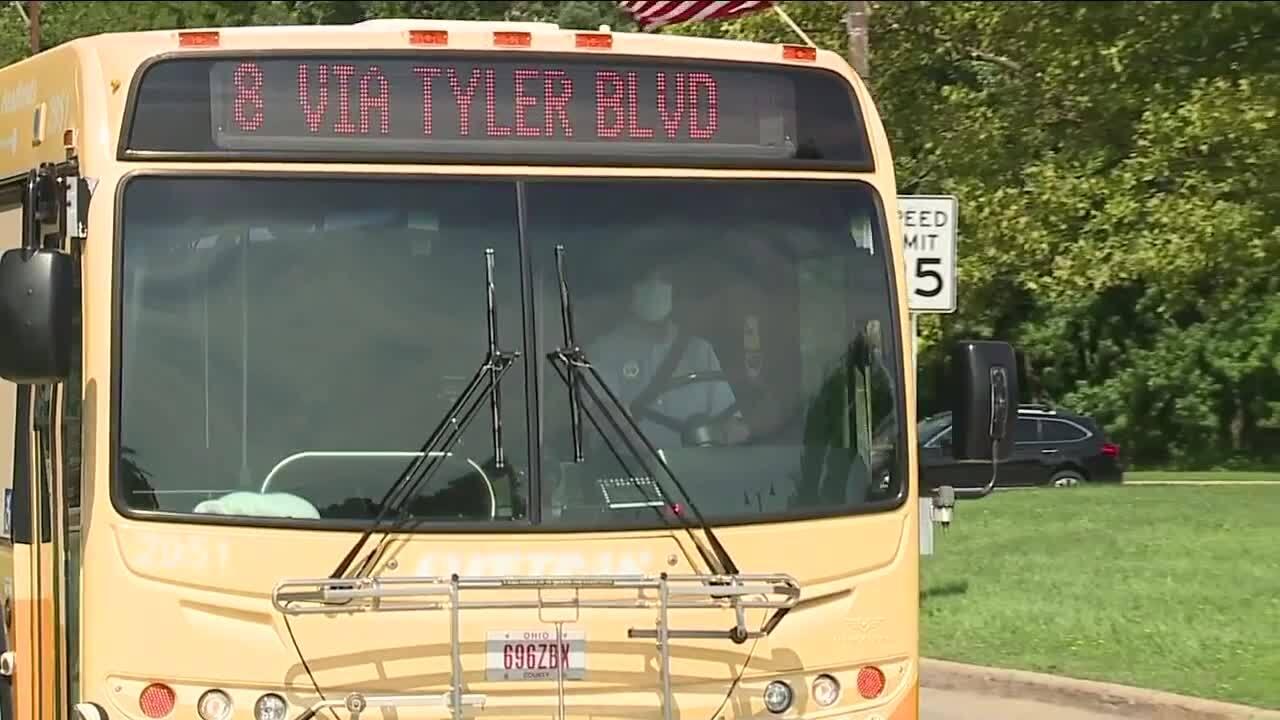 Laketran bus