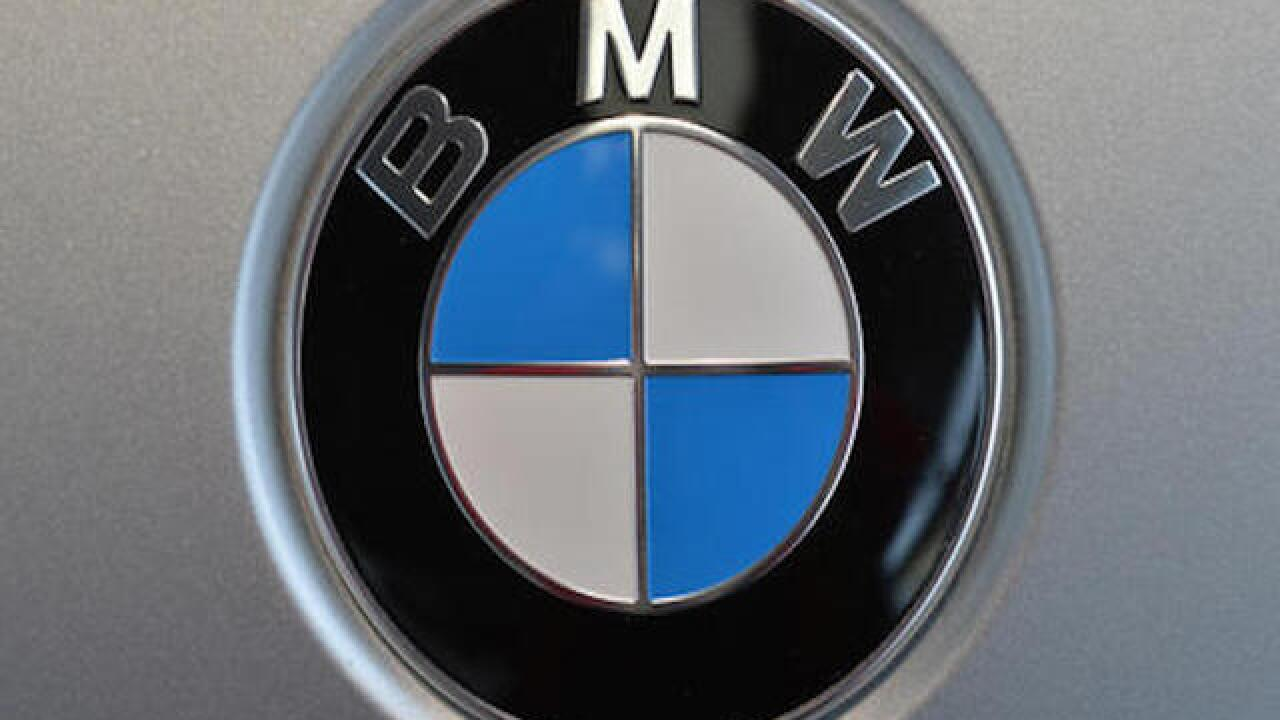 BMW recalls some SUVs to reinforce child seat anchors