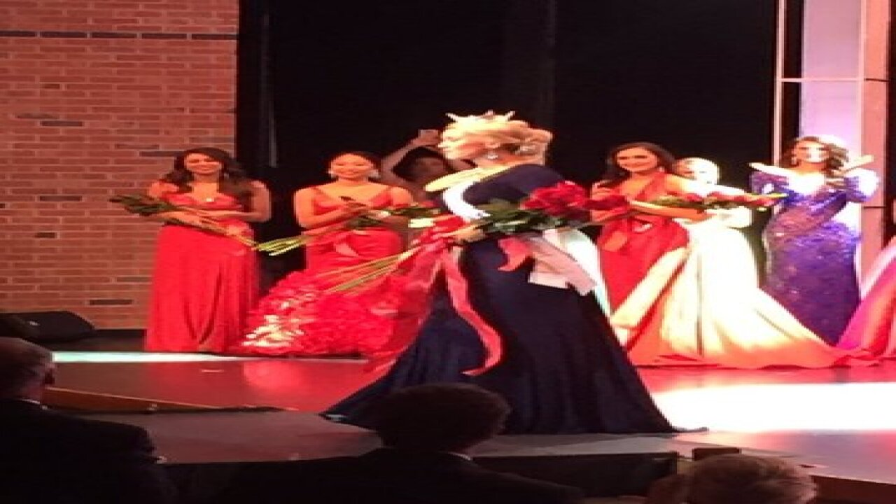 Miss Indiana 2016 crowned