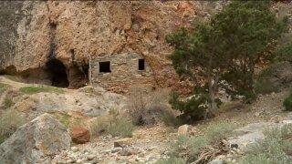 Uniquely Utah: A Hermit'sCabin