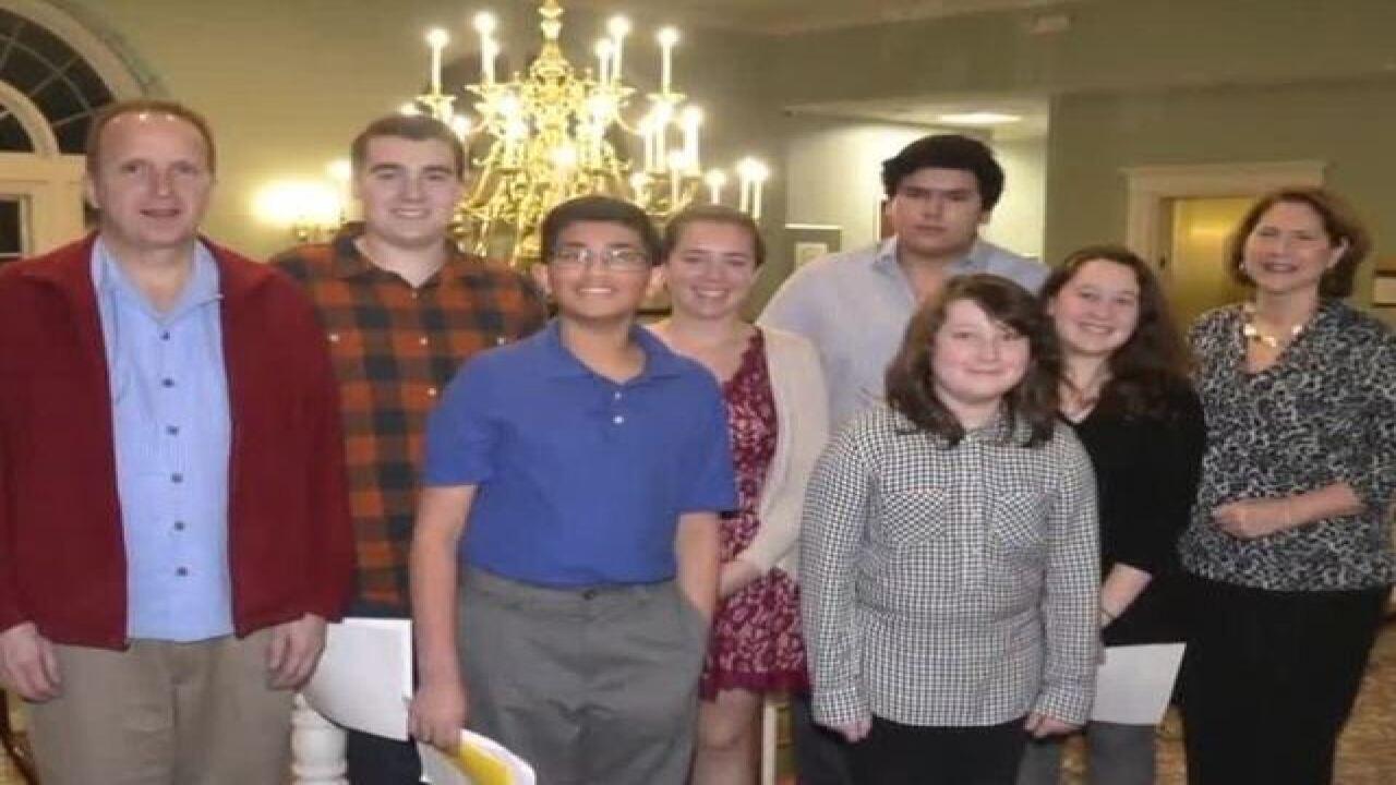 Carmel students help address climate change