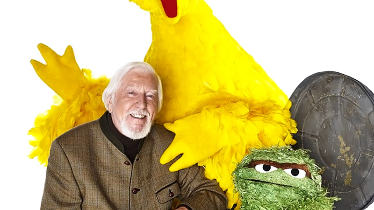 Caroll Spinney The Puppeteer Who Voiced Sesame Street S Big