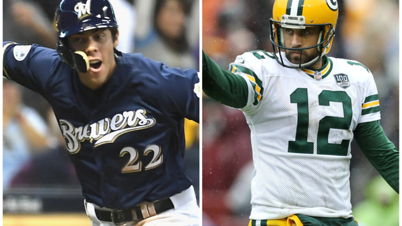 How to watch the Milwaukee Brewers in NLCS Game 3, Green Bay Packers in Monday night football
