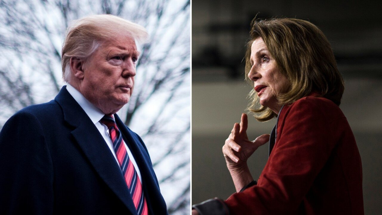 Politico: Pelosi told Dems that rather than push for impeachment, she wants to see Trump 'in prison'