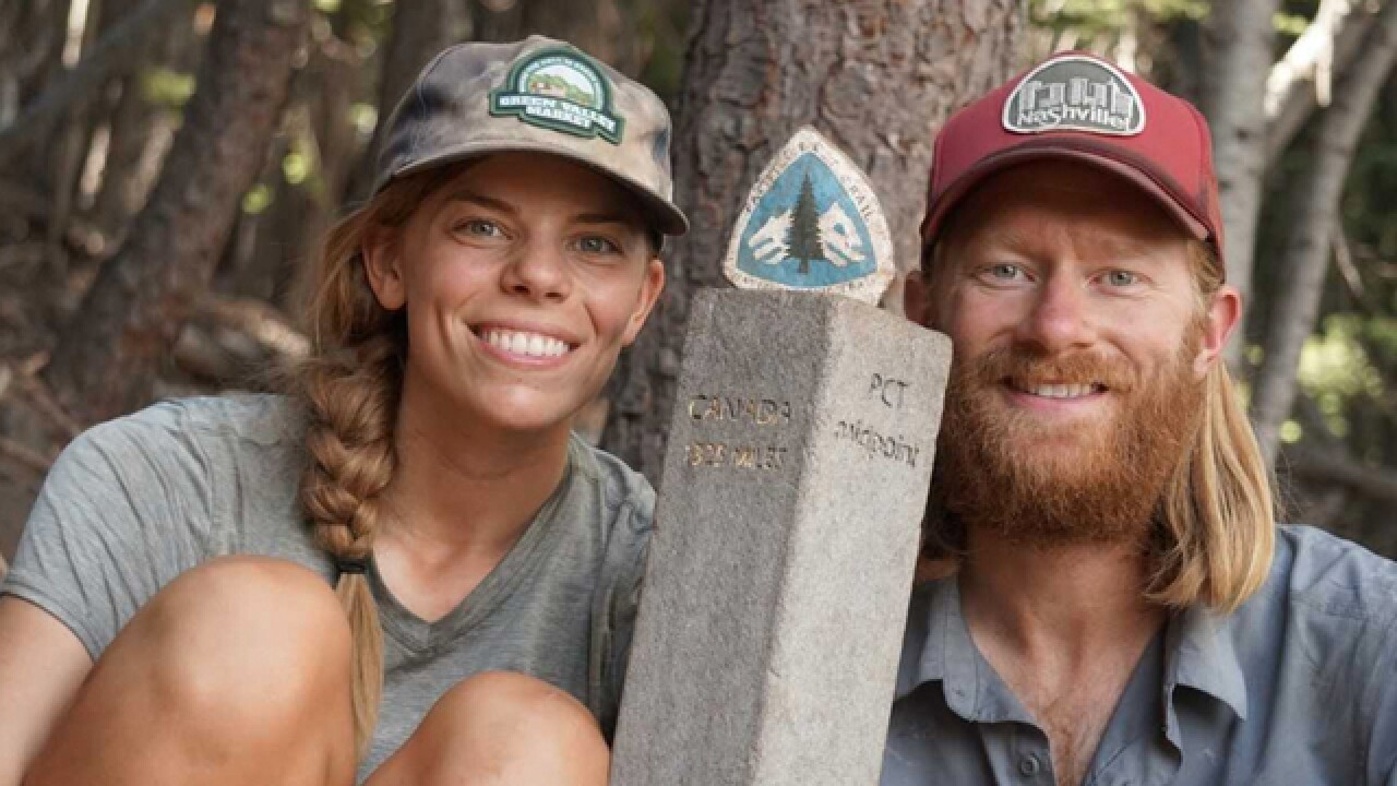 Nashville Couple Completes Pacific Crest Trail