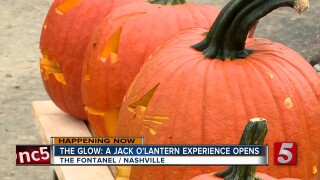 The Glow: A Jack O' Lantern Experience Opens In Nashville