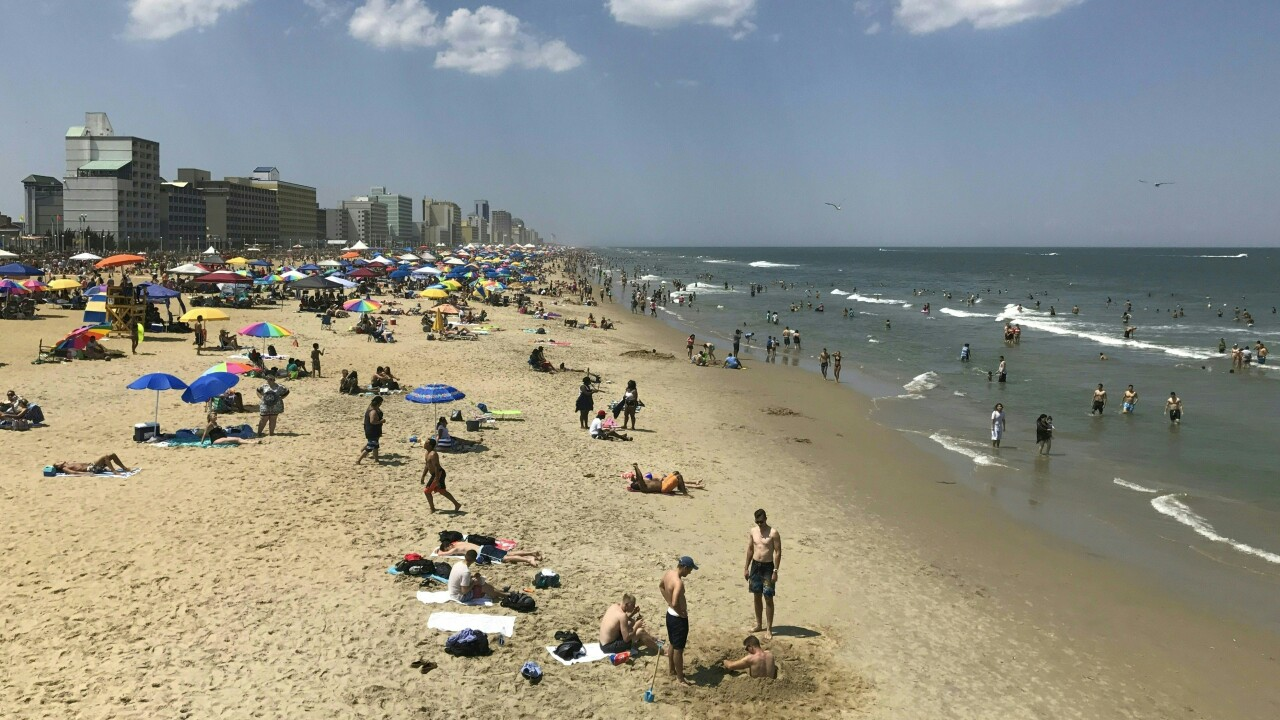 Virginia Beach ranked #1 most caring city in America