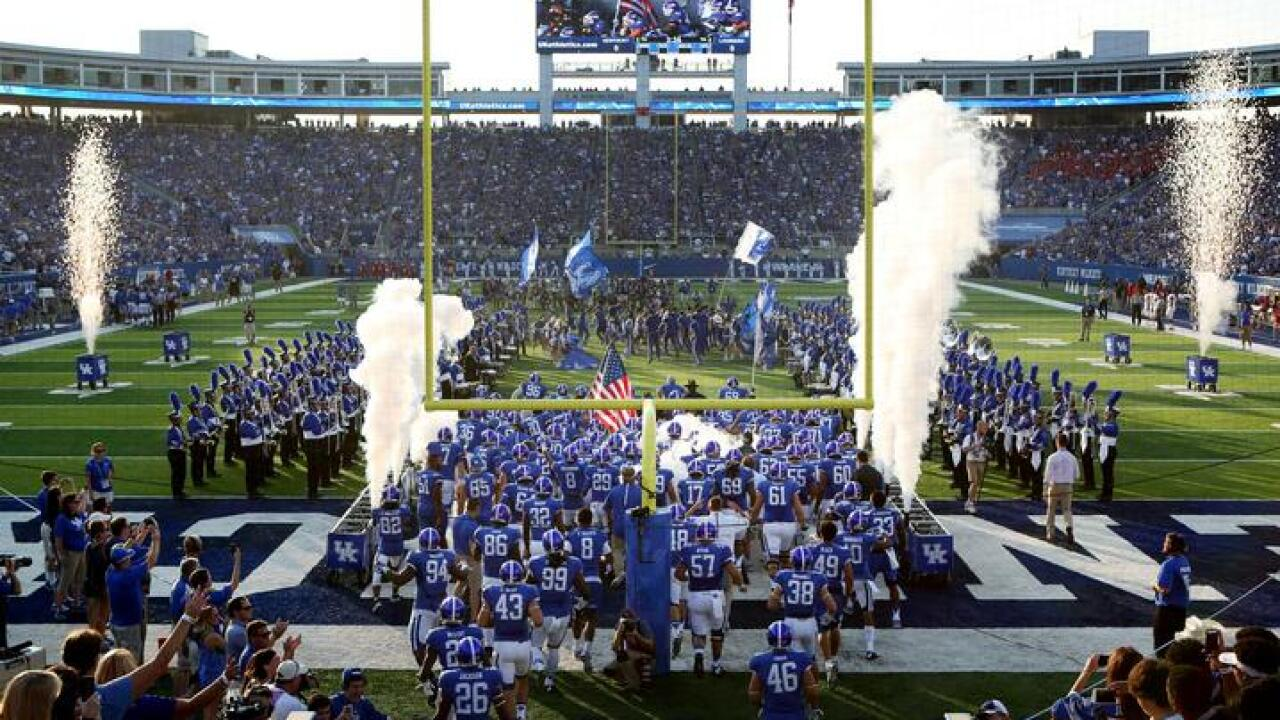 Promotional Schedule Announced for 2019 UK Football Season