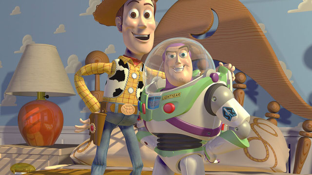 Disney Says Pixar Movies Are All Connected