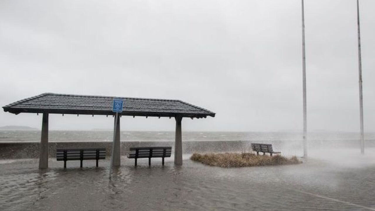 Flooding in the Mid-Atlantic is shaping up to be 'potentially dangerous, even life-threatening'