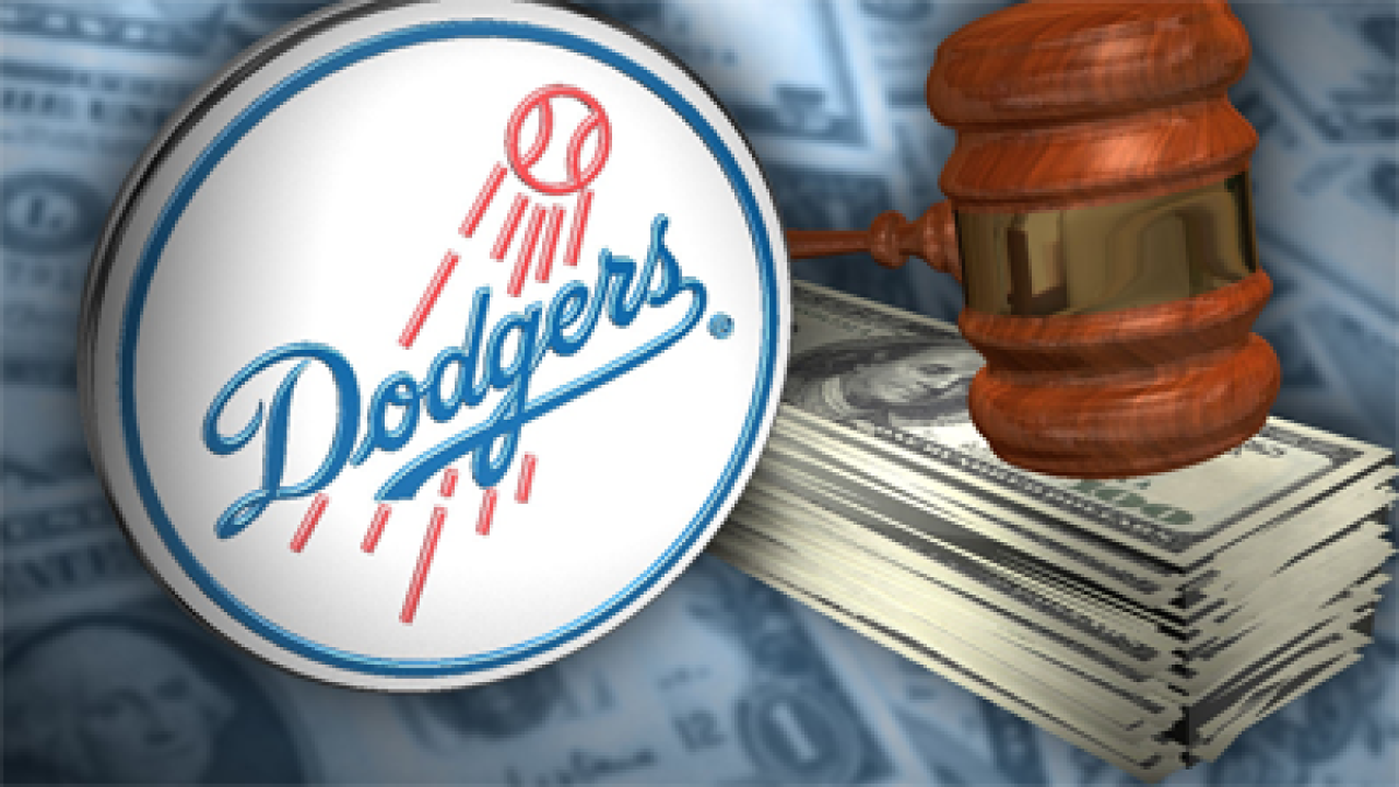 Bankruptcy court approves sale of Los Angeles Dodgers