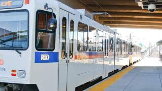 rtd light rail generic