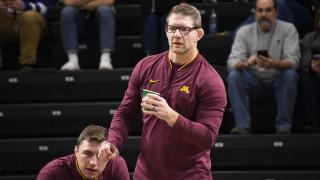 Minnesota at Purdue wrestling dual - Jan. 31, 2020