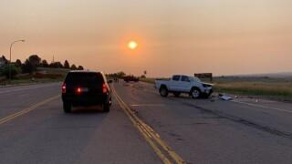 Fatal crash at Morrison Road and Bear Creek Road_July 19 2021