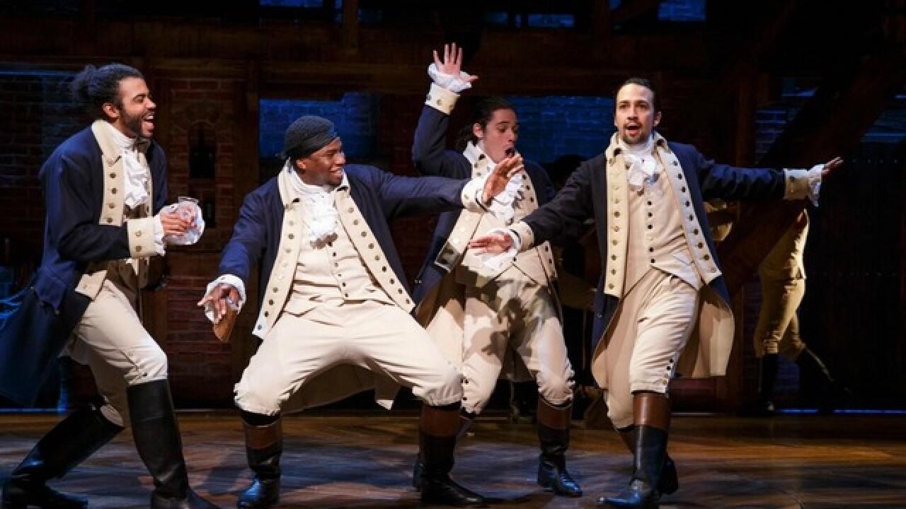 Hamilton' tickets at ASU Gammage go on sale Dec  11 via