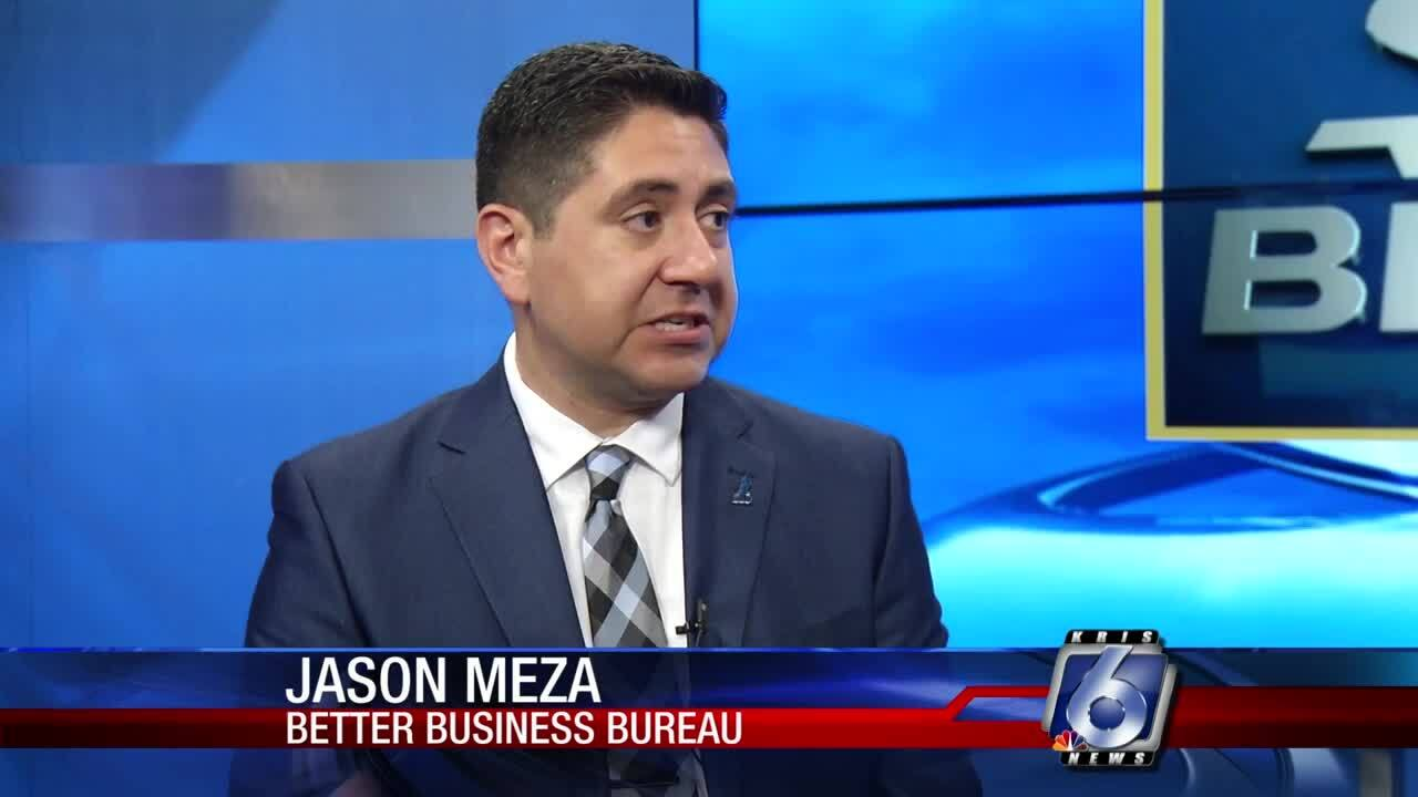 Jason Meza, Better Business Bureau