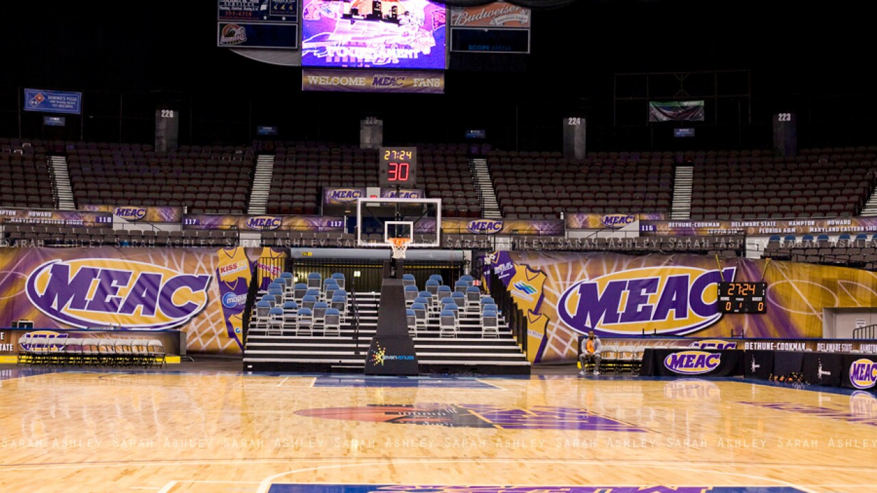MEAC Basketball is back at NorfolkScope!
