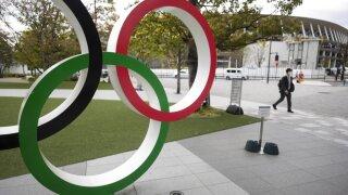 Olympics Tokyo 100 Days Photo Gallery